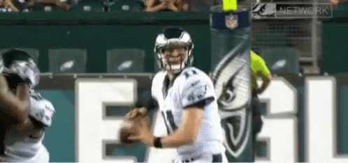Watch and share Carson Wentz GIFs on Gfycat