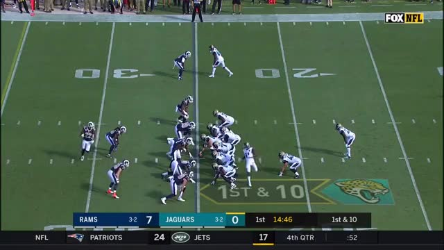 Watch and share Fournette 35-yard Rushing TD GIFs by Razzball on Gfycat