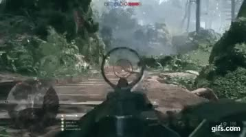 Watch and share This Bipod Bug Is Getting Pretty Irritating Now... • R/battlefield_one GIFs on Gfycat