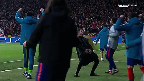 Watch and share Atletico Madrid GIFs and Diego Simeone GIFs by nanook on Gfycat