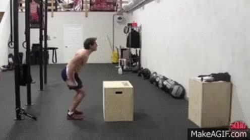 Watch CoachUp Nation |         Mastering The Box Jumps GIF on Gfycat. Discover more related GIFs on Gfycat