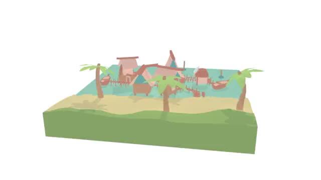 Watch and share Fishing Village 1.0215 GIFs on Gfycat