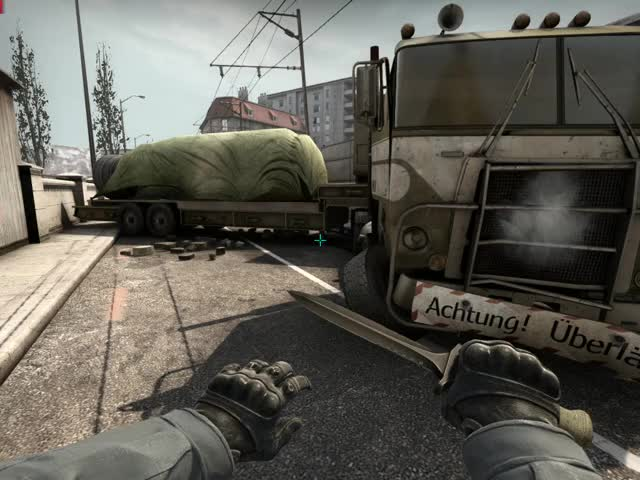Watch and share Overpass Wallbang GIFs on Gfycat