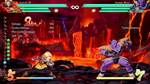 Watch Basic combo GIF by @wickedfable on Gfycat. Discover more DBFZ, Dragon Ball FighterZ, DragonBallFighterZ GIFs on Gfycat