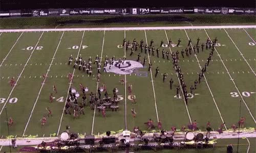 Watch and share Carolina Crown GIFs and Marching Band GIFs on Gfycat