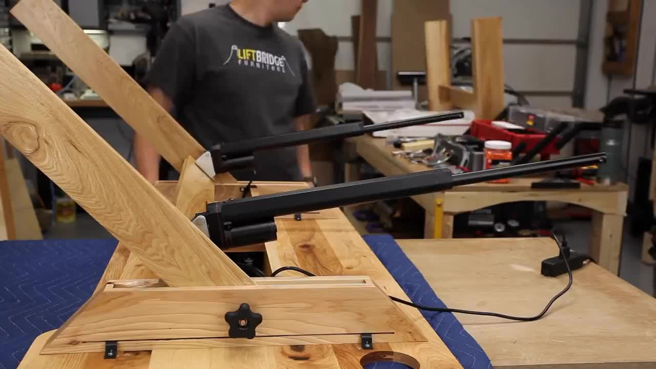 woodworking, Linear Actuators 101 - for Woodworkers GIFs