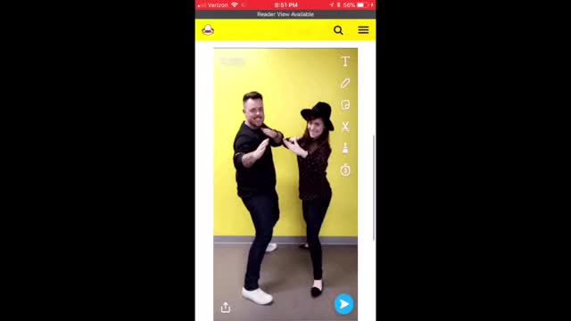 Watch and share Snapchat GIFs on Gfycat