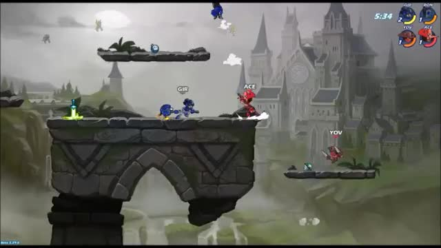 Watch Autobots Rollout GIF by @iwastheturkey3 on Gfycat. Discover more brawlhalla GIFs on Gfycat