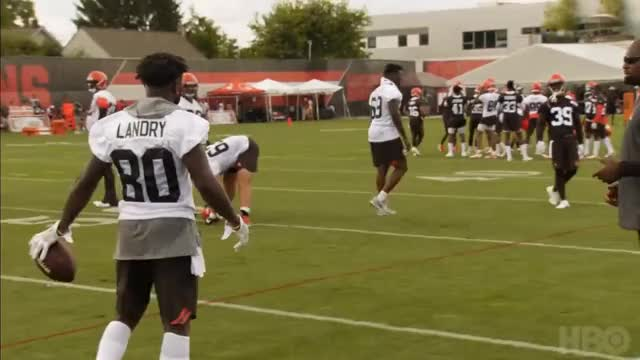 Watch this trending GIF on Gfycat. Discover more Baker, ClevelandBrowns, Football, afc, athlete, bless, blessem, coach, defense, documentary, em, ep1, hardknocks, hbo, mayfield, nfl, offense, ohio, play, sport GIFs on Gfycat