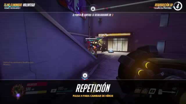 Watch and share Overwatch GIFs by Readek on Gfycat