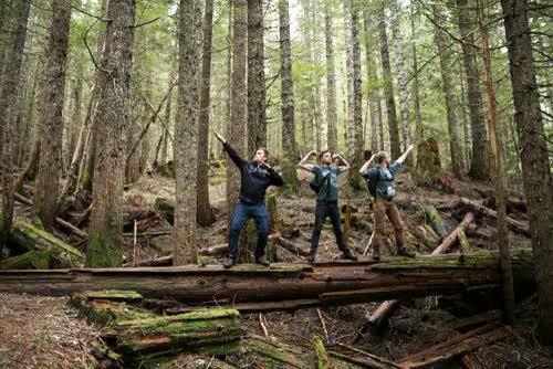 Watch and share Hike GIFs on Gfycat
