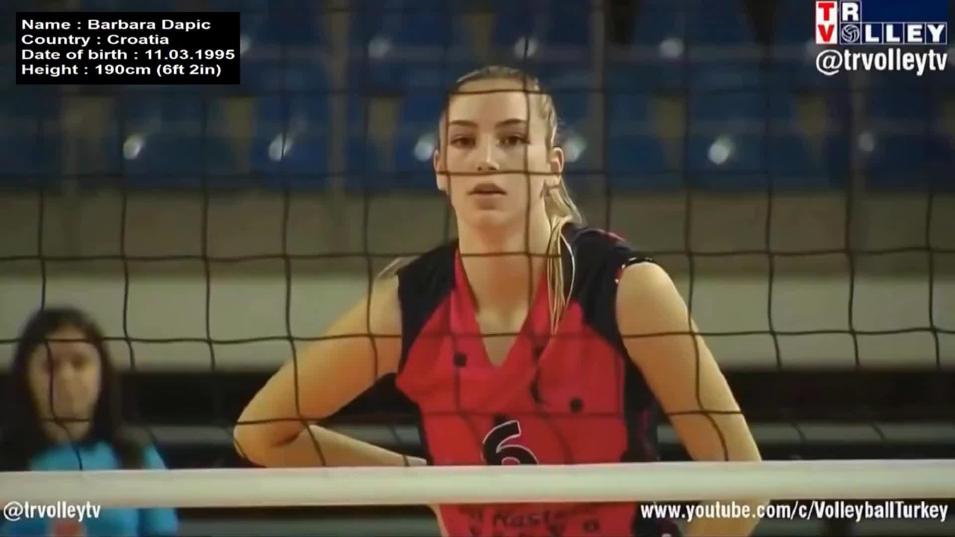 VolleyballGirls, Barbara Dapic GIFs