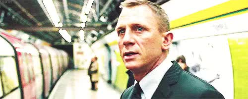 Watch and share Daniel Craig GIFs and Gif Warning GIFs on Gfycat