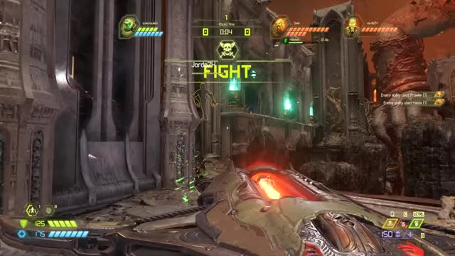 Watch and share Doom Eternal GIFs and Battlemode GIFs by queckquack on Gfycat