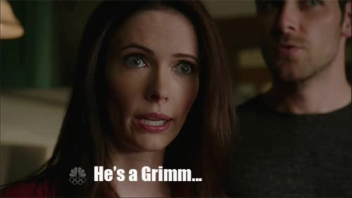 Watch and share Juliet Can Never Keep Her Mouth Shut. She Never Listens To Nick. #GRIMM @NBCGrimm GIFs on Gfycat