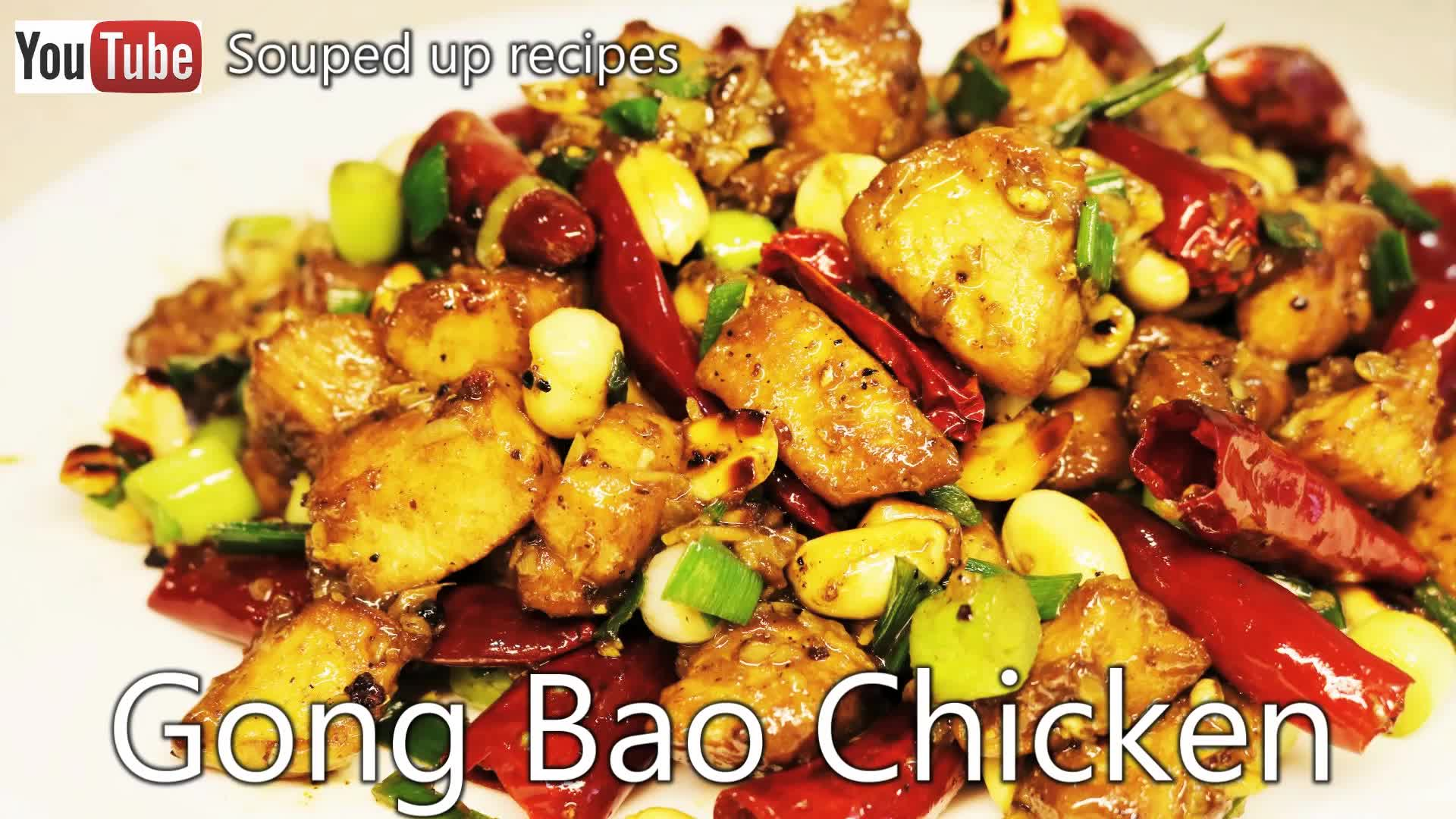 GifRecipes, Tongue Tingling Kung Pao Chicken! (reddit) GIFs