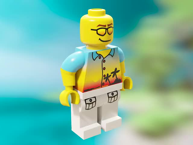 Watch and share Vaporwave GIFs and Lego Man GIFs by Spooktacular Moe on Gfycat