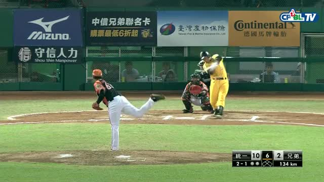 CPBL STATS - Taiwan Series G2 big inning GIF by CPBL STATS