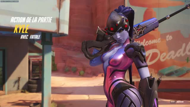 Watch and share Widowmaker GIFs and Insane GIFs by kyleplayer on Gfycat