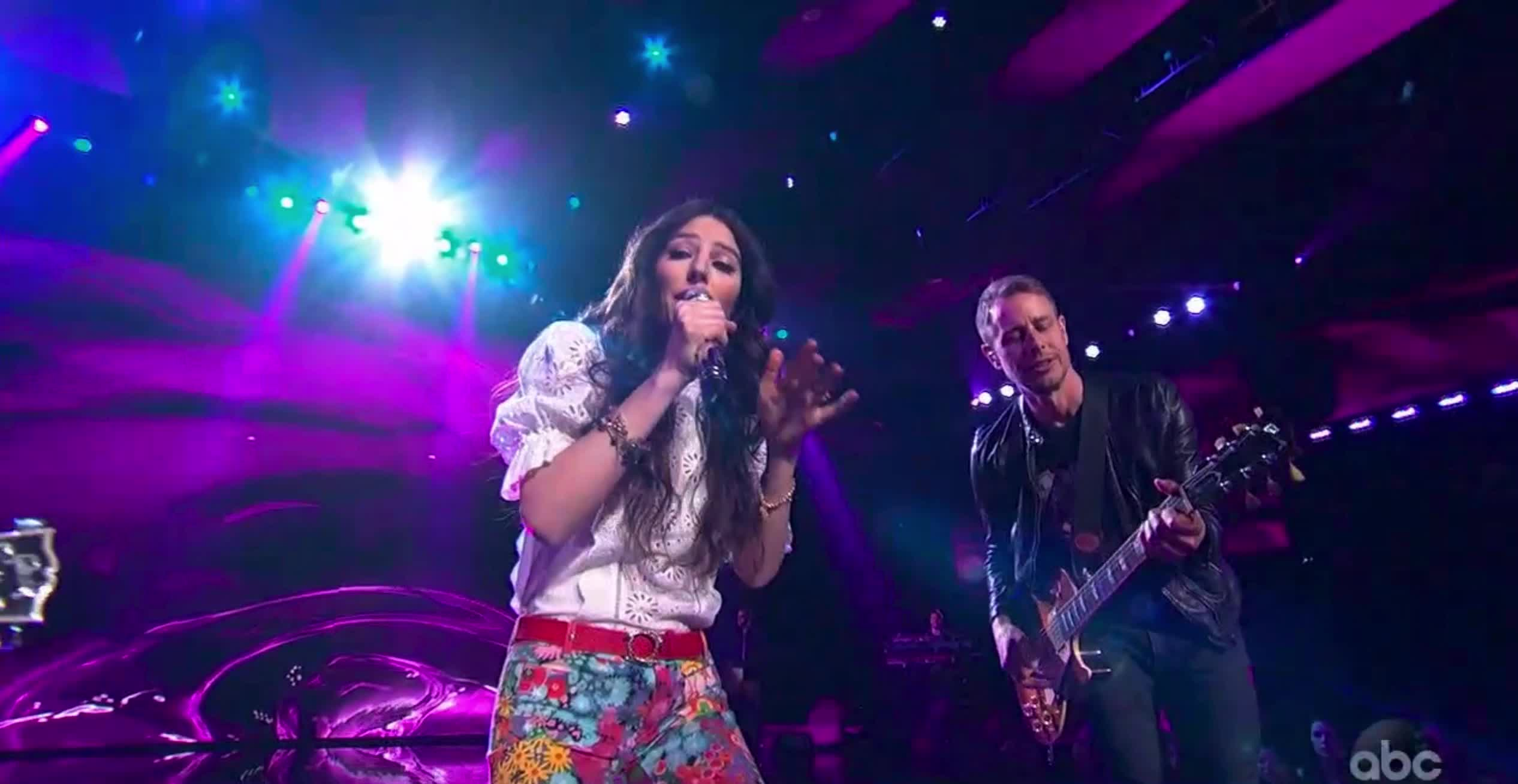 american idol, american idol season 17, americanidol, evelyn cormier, katy perry, lionel richie, luke bryan, ryan seacrest, season 17, singing, American Idol Evelyn Jamming GIFs
