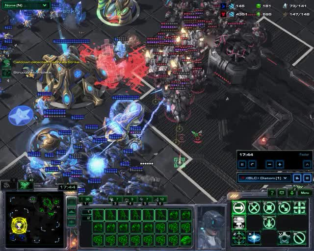 Watch and share Starcraft GIFs and Nukes GIFs on Gfycat