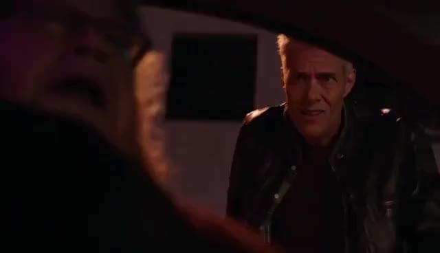 Watch and share Twin Peaks S3_E11 Car Scene GIFs on Gfycat