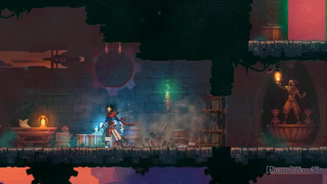 Watch and share Dead-cells-gif-lore GIFs by B on Gfycat