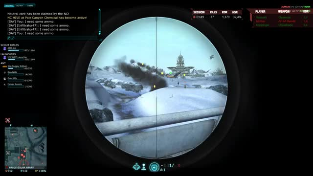 Watch and share Planetside 2 09.24.2017 - 01.20.59.17.DVR_cut GIFs on Gfycat