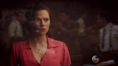 Watch and share Hayley Atwell As Agent Peggy Carter In Agent Carter Photo: ABC Gif: Xisuthros GIFs on Gfycat
