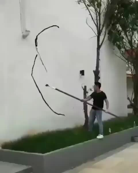 graffiti, mural, painting, Time lapse mural GIFs