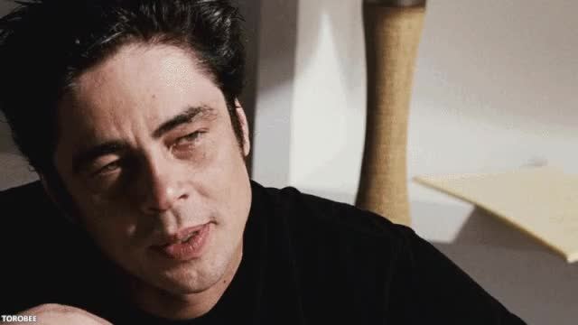 Watch this benicio del toro GIF on Gfycat. Discover more benicio del toro, celebs GIFs on Gfycat