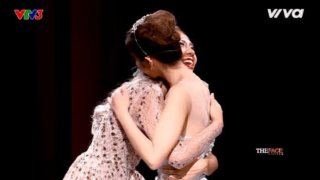 Từ cặp đôi oan gia những ngày đầu, khán giả xúc động khi Trúc Anh ôm tiễn Quỳnh Như ra về