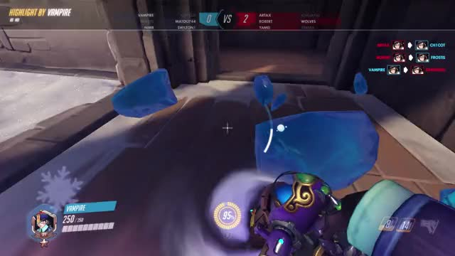 shot in flight. Mei overwatch mei highlight funny GIF