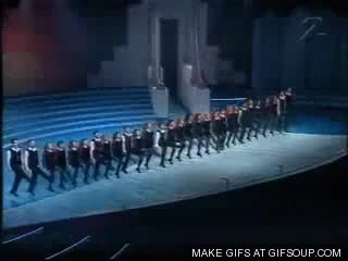 Watch and share River Dance GIFs on Gfycat