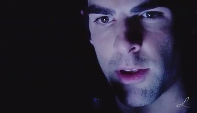 Watch and share Zachary Quinto. GIFs on Gfycat