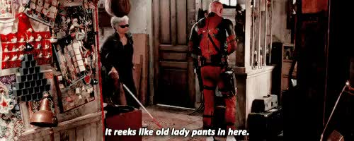Watch this GIF on Gfycat. Discover more deadpool, deadpooledit, mine GIFs on Gfycat