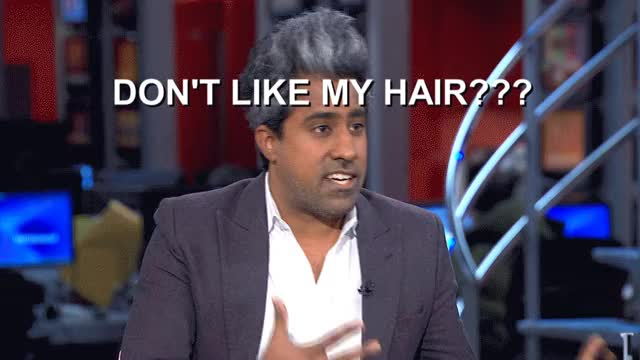 Watch and share Don't Touch Ma' Hair GIFs on Gfycat