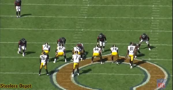 Watch and share Steelers Cb Blitz 2 GIFs on Gfycat