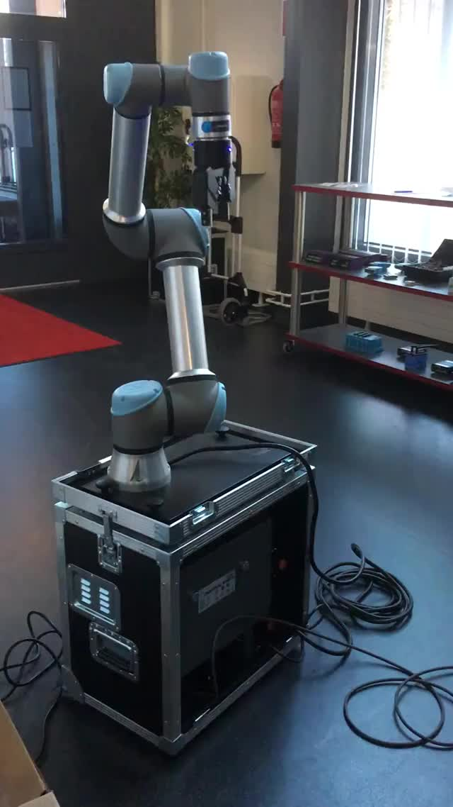 Watch and share Universal Robots TUDI Demo 2019 GIFs on Gfycat