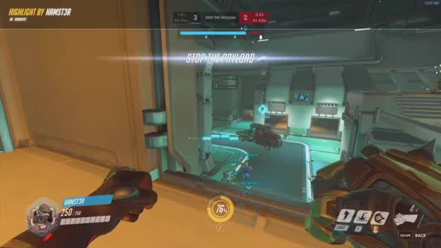 Watch this makes sense GIF on Gfycat. Discover more highlight, overwatch GIFs on Gfycat