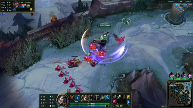 Watch Check out my video! League of Legends | Captured by Overwolf GIF by Overwolf (@overwolf) on Gfycat. Discover more Darius, Gaming, Kill, LeagueofLegends, Overwolf GIFs on Gfycat