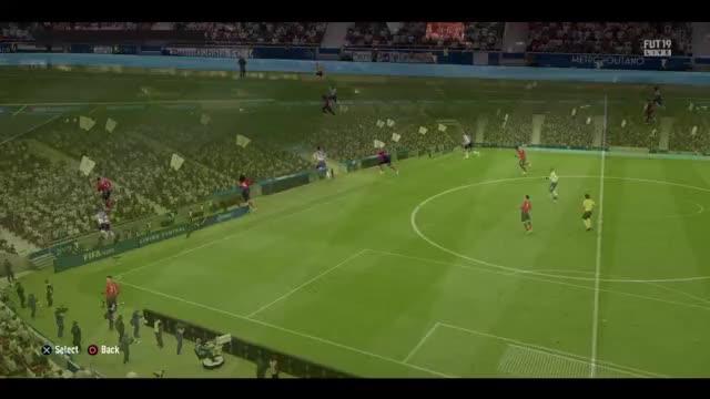 Watch and share FIFA 19 20190113210011 GIFs by gwakbob on Gfycat
