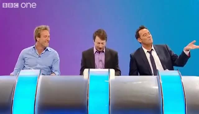 Watch and share Would I Lie To You GIFs and David Mitchell GIFs on Gfycat