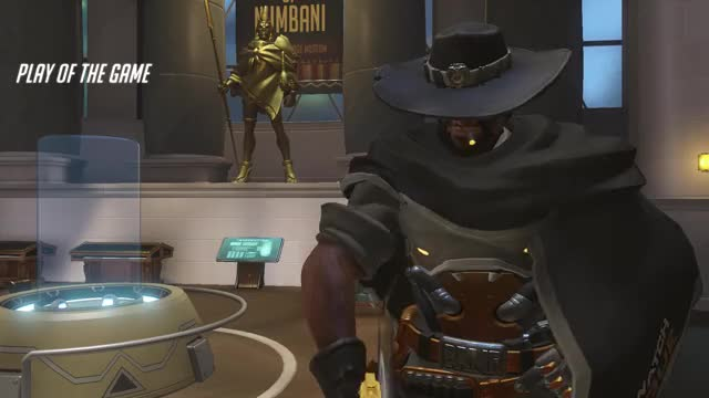 Watch and share Overwatch GIFs by Slyeath on Gfycat