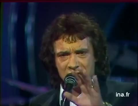 "Watch and share Michel Sardou ""Les Lacs Du Connemara"" (live Officiel) 
