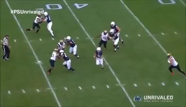"""Watch and share Trace McSorley """"Homerun Threat"""" GIFs on Gfycat"""