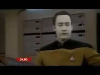 Watch and share Data Laughing / Star Trek / Next Generation / Brent Spiner GIFs on Gfycat