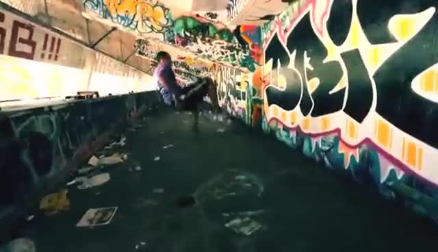 Watch Parkour Playhouse - Abandoned Stadium GIF on Gfycat. Discover more related GIFs on Gfycat