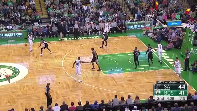 Watch and share Boston Celtics GIFs and Nba Highlights GIFs on Gfycat