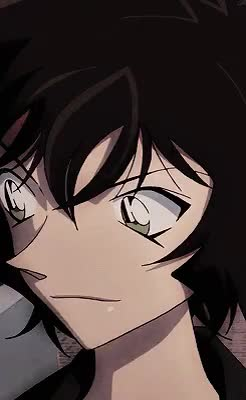 Watch who knows who might kill who GIF on Gfycat. Discover more **, I can't believe that i choose someone over ran but....., Masumi Sera, conangraphics, detective conan, mmc, movie 18, movies GIFs on Gfycat